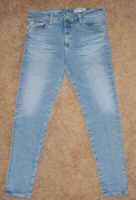 Women's Adriano Goldschmied FARRAH High Rise Skinny Ankle Jeans 31R