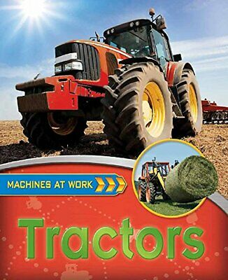 Tractors (Machines At Work)-Clive Gifford