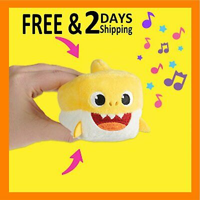 Baby Shark Toys NEW Plush Singing English Song Musical Toy Gift US