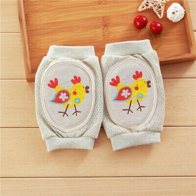 Infant Toddler Baby Safety Crawling Knee Elbow Pads Leg Protector Anti-Slip Z