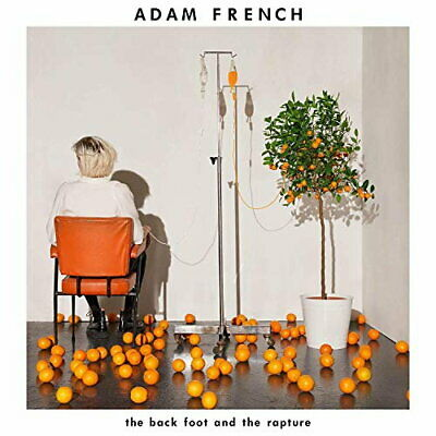 Adam French - The Back Foot And The Rapture [VINYL] [New CD]