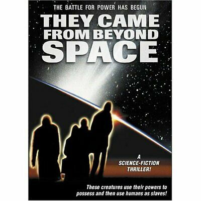 They Came From Beyond Space...-They Came From Beyond Space / (Dol) Dvd New