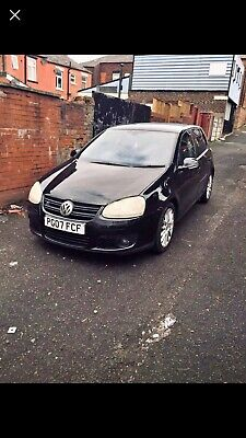 BREAKING 2008 MK5 VW GOLF GT SPORT TDI 140 Bkd BLack Most Parts Available