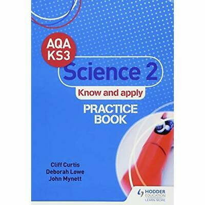AQA Key Stage 3 Science 2­ 'Know and Apply' Practice Bo - Paperback / softback N