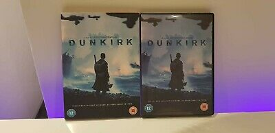 Dunkirk DVD (2017) Tom Hardy Preowned 2 Disc