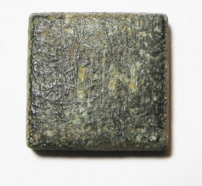 Zurqieh -As10945-  Holy Land. Roman Bronze Weight Of 2 Numismata
