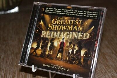 The Greatest Showman Reimagined CD - NEW!