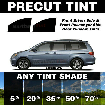 UCD PRECUT FRONT DOORS WINDOW TINTING TINT FILM FOR FORD EXPEDITION LONG 97-02