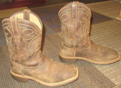 229cd3e7ccd ARIAT MEN'S HYBRID Rancher H2O Round Toe Boots - 10017346 - Size 8.5 ...