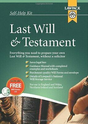 Last Will and Testament Kit by Richard Dew Mixed media product Book The Cheap