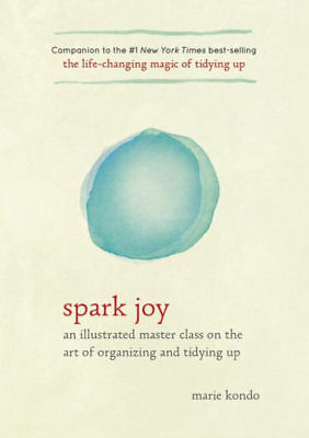 Spark Joy by Marie Kondo (eBooks, 2016)
