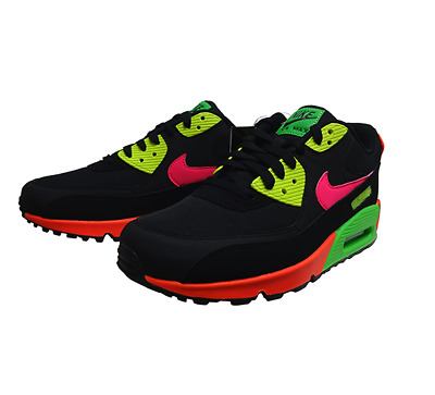 the best attitude 76e4a 8b642 New Nike Tokyo Neon Collection Nike Air Max 90 Neon Ci2290-064 Us 10.5