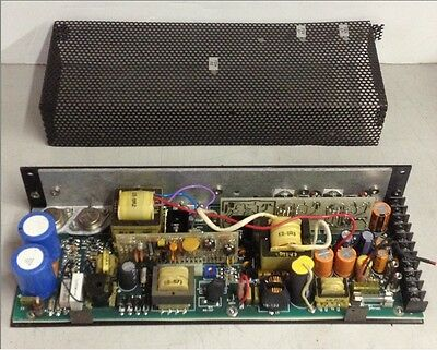 Abbott Technologies Inc. ESA150T5/15 DC Power Supply