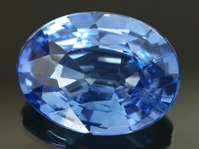 Natural Mine - Oval Medium Blue Ceylon Sapphire 1.49 Ct.