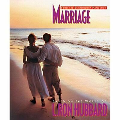 Marriage (Scientology Handbook Series) - Pamphlet NEW Hubbard, L. Ron 07/10/2004