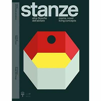 Stanze/Rooms: Novel Living Concepts - Hardcover NEW Finessi, Beppe 21/02/2017