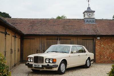 Bentley Turbo R 6.7 38,000 Miles From New