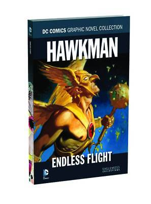 "Dc Comics Graphic Novel Collection #79 ""Hawkman: Endless Flight"" Hc (Eaglemoss)"