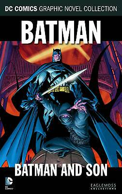 "Dc Comics Graphic Novel Collection Vol 6 ""Batman & Son"" Hc (Eaglemoss)"