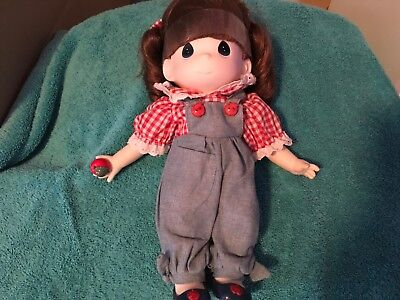 Precious Moments 'tabitha' Doll W/tag Dated 1998