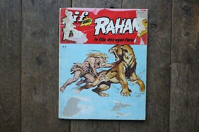 Rahan 1Ere Serie N°1/le Fils Des Ages Farouches/be/oct.1971