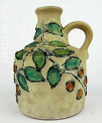 Vintage 60s/70s MAREI KERAMIK Bolzano 4300 Vase West German Pottery Fat Lava Era