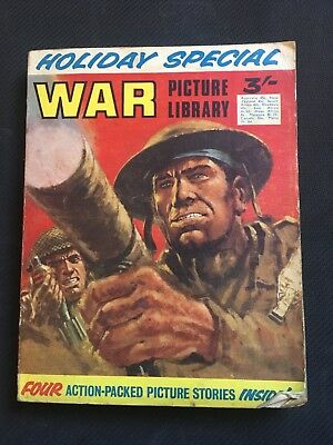 War Picture Library Holiday Special - 1970 Ipc Magazines