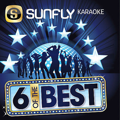Florence And The Machine - Sunfly 6 Of The Best Karaoke Cd+G / 6 Tracks