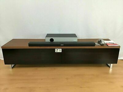 Sharp HT-SBW160 Bluetooth Soundbar With Wireless Subwoofer Black/Silver #212822