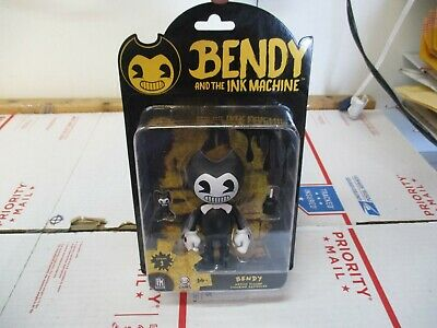 Bendy And The Ink Machine Bendy Series 1 Action Figure Nip Fast/free Shipping