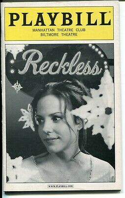 Reckless - Michael O'Keefe, Mary-Louise Parker, Rosie Perez  - Opening Night