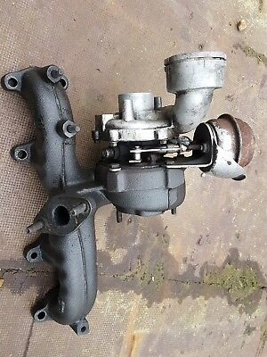 Vw Golf MK4 PD150 ARL genuine Garrett Gt1749VB Turbocharger