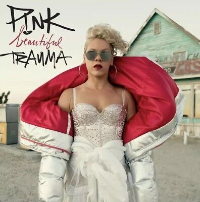 Pink - Beautiful Trauma Cd Brand New And Sealed