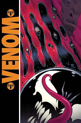 Venom #11 Watchmen Variant Dave Gibbons Cover