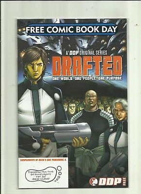DRAFTED . (Free Comic Book Day 2008, DDP Inc).