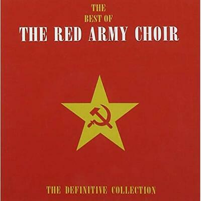The Definitive Collection Red Army Choir Audio CD