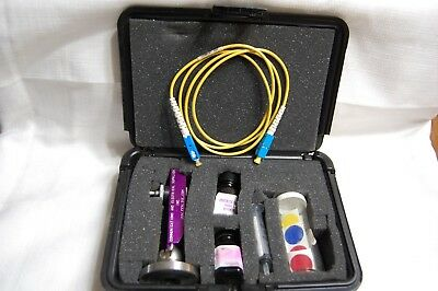 Communication and Electrical Supplies Fiber Optics Tester