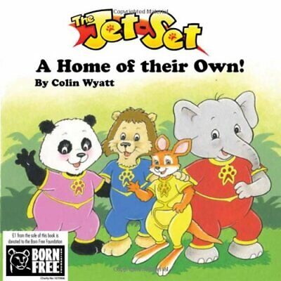 A Home of Their Own! by Wyatt, Colin E. a. Book The Cheap Fast Free Post