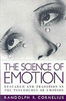 The Science of Emotion: Research and Tradit... by Cornelius, Randolph  Paperback