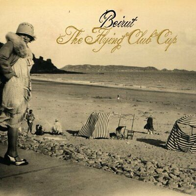 Beirut-Flying Club Cup Cd New