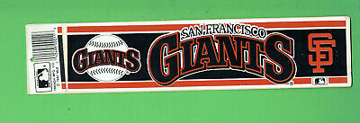 #t308.    1987  Baseball Stcikers - San Francisco Giants