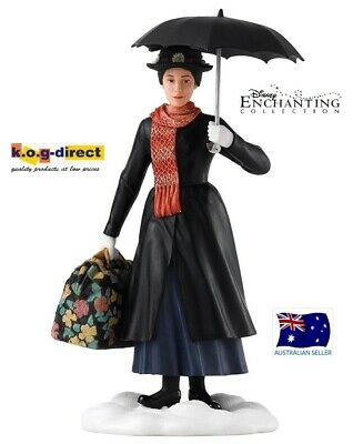 Disney Enchanting Mary Poppins Practically Perfect New In Box