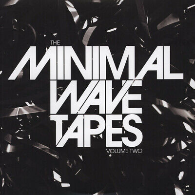 Minimal Wave Tapes - Volume 2 (Vinyl 2LP - 2012 - US - Original)