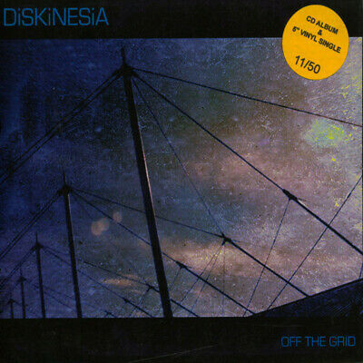 "Diskinesia - Off The Grid (Vinyl 5"" - 2018 - EU - Original)"
