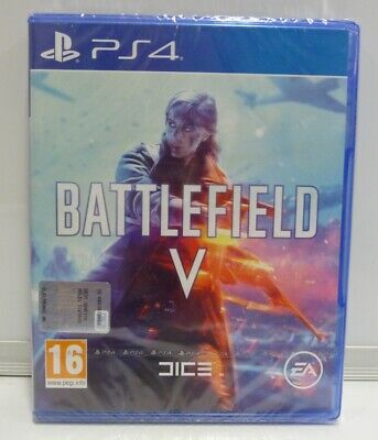 Battlefield V 5 - Pal Playstation 4 Ps4  -  Ita Nuovo Sigillato