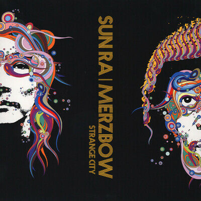 Sun Ra / Merzbow - Strange City (Vinyl LP - 2016 - UK - Original)