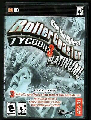 Rollercoaster Tycoon Downloadable Content