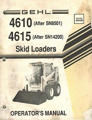 Gehl Skid Steer Wiring Diagram - All Diagram Schematics