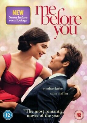 Me Before You [Includes Digital Download] [DVD] [2016], 505189219...