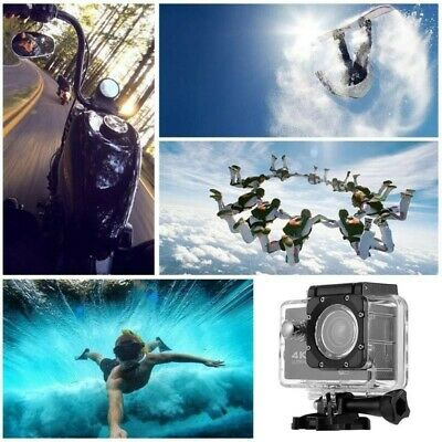 Camera Action Hd 4k Waterproof 1080p Ultra Camcorder Sports Wifi Cam Sport Helme